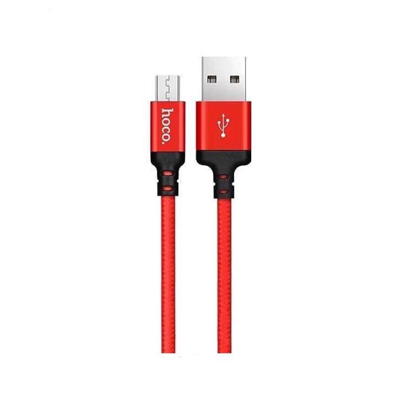 Кабель Hoco X14 Micro USB 1M