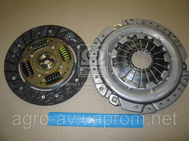 Сцепление (786021) (диск и корзина) OPEL Astra 1.6 Petrol 4/1998->2/2004 (пр-во Valeo)