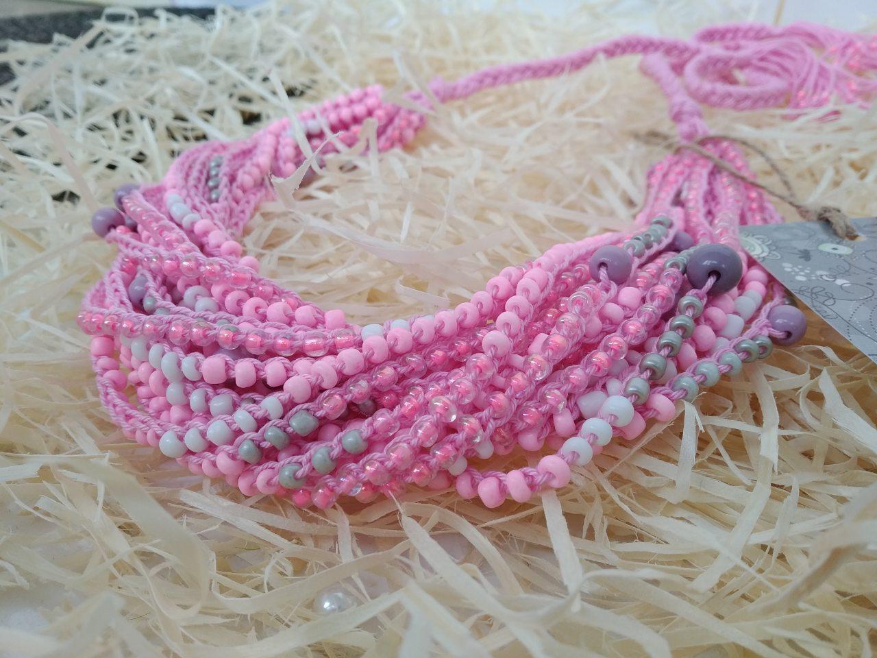 Плетене намисто