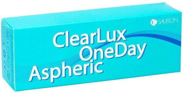 Однодневные линзы ClearLux One Day Aspheric