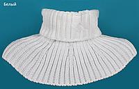 Удобный и практичный шарф манишка для детей, фото 1