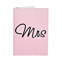 Обложка для паспорта Mrs&Mr, Обложки для паспорта, Обкладинка для паспорта Mrs & Mr