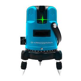 Линейный лазерный нивелир Kraissmann 5 LL 30
