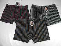 Трусы мужские боксеры MST, размеры  L, XL, XXL, арт. Е 45