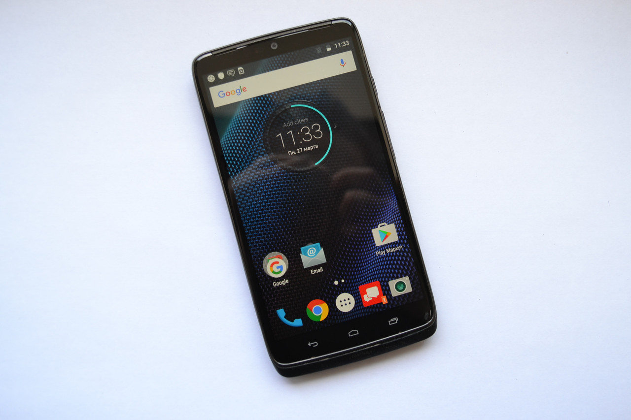 Motorola Droid Turbo Black  XT1254 32Gb Оригинал!