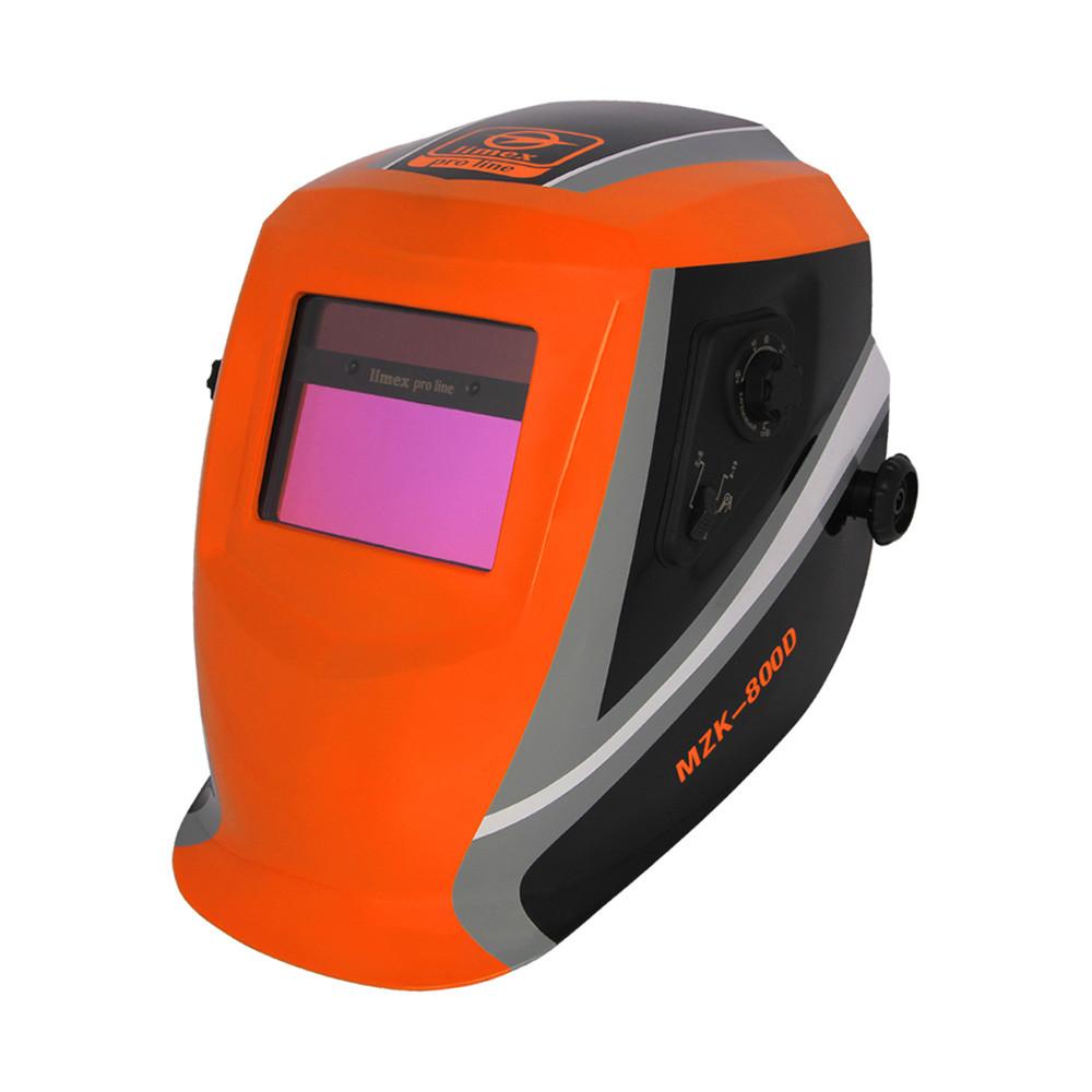 Маска сварщика хамелеон Limex MZK-800D