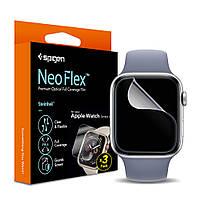 Защитная плёнка Spigen для Apple Watch Series 5/4 (44mm) Neo Flex, 3шт (062FL25574)
