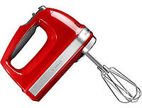KitchenAid миксер ручной бытовой, 5KHM9212EER, красный, фото 1
