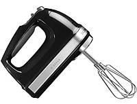 KitchenAid 5KHM9212EOB, ручной черный миксер, фото 1