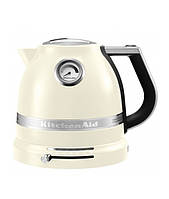 KitchenAid Artisan 5KEK1522EAC чайник электрический металлический, кремовый, фото 1