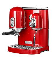 Кофеварка KitchenAid Espresso Artisan 5KES2102EER, красная