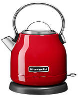 Электрический чайник KitchenAid 5KEK1222EER, 1,25 л, красный, фото 1