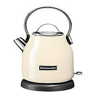Електрочайник KitchenAid 5KEK1222EAC, 1,25 л, кремовий, фото 1