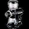 Кофемолка жерновая электрическая KitchenAid 5KCG0702EOB, чёрная