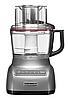Кухонный процессор - комбайн KitchenAid 5KFP0925ECU, 2.1 л, серебристый