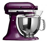 Планетарный миксер KitchenAid 5KSM175PSEBY ARTISAN, 4.83 л, фиолетовый