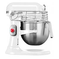 Планетарний міксер KitchenAid PROFESSIONAL 5KSM7990XEWH, 6.9 л, білий