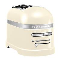 Тостер KitchenAid 5KMT2204EAC Artisan, на 2 хлебца, кремовый