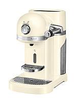 Машина для кофе KitchenAid Artisan Nespresso 5KES0503EAC, капсульная, 1.4 л, кремовая