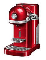 KitchenAid Artisan Nespresso 5KES0503ECA машина для приготовления кофе, капсульная, 1.4 л, карамельное яблоко