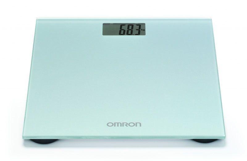 Персональные весы с цифровым дисплеем Omron HN-289 (HN-289-EB)