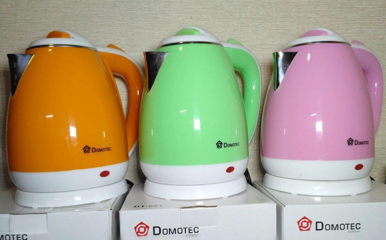 Электрочайник Domotec DT-901A -mix,1,8 л.