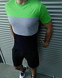 Мужская футболка и шорты. Летний комплект. , фото 6