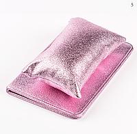 Подлокотник-подушка с ковриком для маникюра