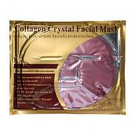 Коллагеновая маска-патч для лица Collagen Crystal Facial Mask Pink