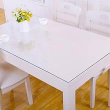 Мягкое стекло на стол, скатерть, ПВХ силикон.