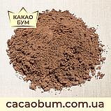 Какао порошок Cargill Gerkens NA55, 10-12%, натуральний, 1 кг, Нідерланди, Кот-д'Івуар, фото 3