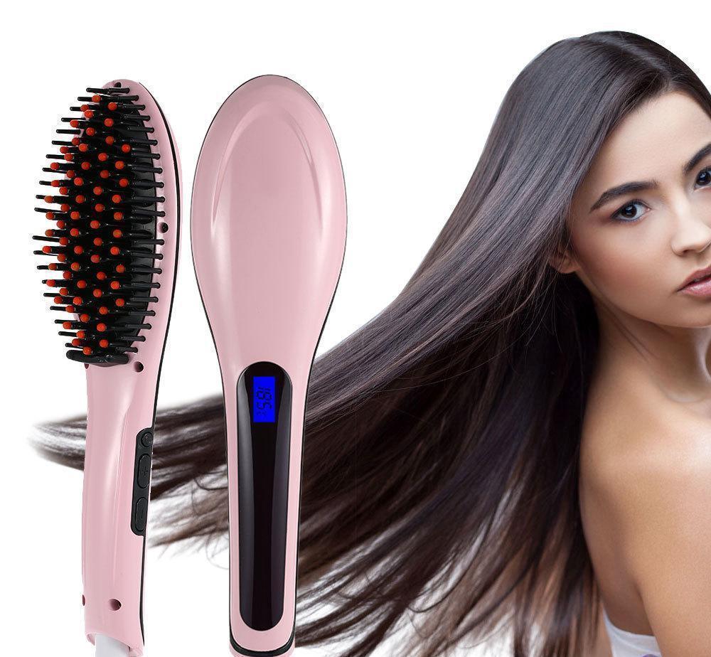Расческа для выпрямления волосFast Hair 906