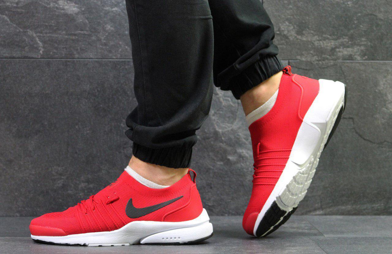 951f2b4d Мужские кроссовки Nike Air Presto Fly Red - Siwer - Интернет-магазин обуви  и одежды