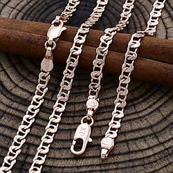 Набор Xuping 90299 цепочка 50х0.4 см + браслет 19х0.4 см позолота РО