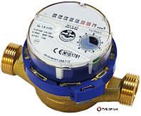 Счетчик воды JS-1,5 ХВ одноструйный (110 мм)