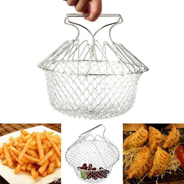 Дуршлаг корзина Magic Kitchen Deluxe Chef Basket