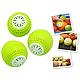 Поглотитель запаха для холодильника шарики Fridge Balls, фото 7