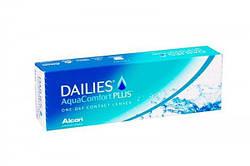 Однодневные линзы Dailies AquaComfort Plus