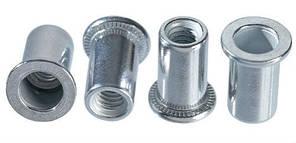 Заклепки с резьбой M3, алюминиевые, 20 шт, (шт.) 43E123