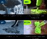 """Швабра с распылителем """"Healthy Spray Mop"""" 3 в 1, фото 2"""