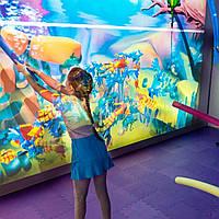 Интерактивный пол (стена)
