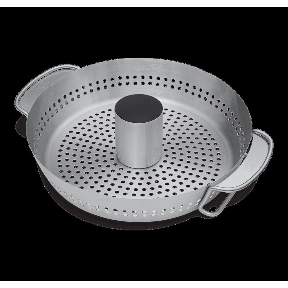 Подставка под курицу 8838 Weber для Gourmet BBQ System, нержавеющая сталь