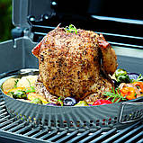 Подставка под курицу 8838 Weber для Gourmet BBQ System, нержавеющая сталь, фото 7