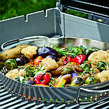 Подставка под курицу 8838 Weber для Gourmet BBQ System, нержавеющая сталь, фото 9