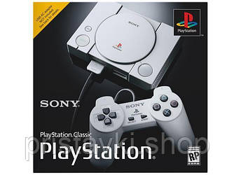 Playstation Classic Прошита 32гб \ 60 ігор