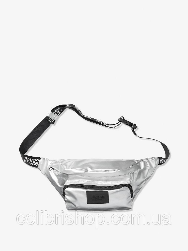 881876bff891f Стильная бананка сумка на пояс Oversized Belt Bag от Виктории Сикрет Victoria's  Secret