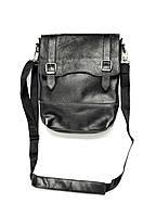 Мужская сумка мессенджер из натуральной кожи в наличии, фото 1