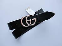 Женский кожаный ремень GUCCI, фото 1