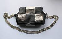 """Маленькая женская сумка-косметичка """"Mini"""" из натуральной кожи, фото 1"""
