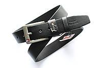 Мужской кожаный ремень Tommy Hilfiger в коробке, фото 1